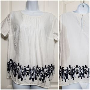 Old Navy short sleeve blouse